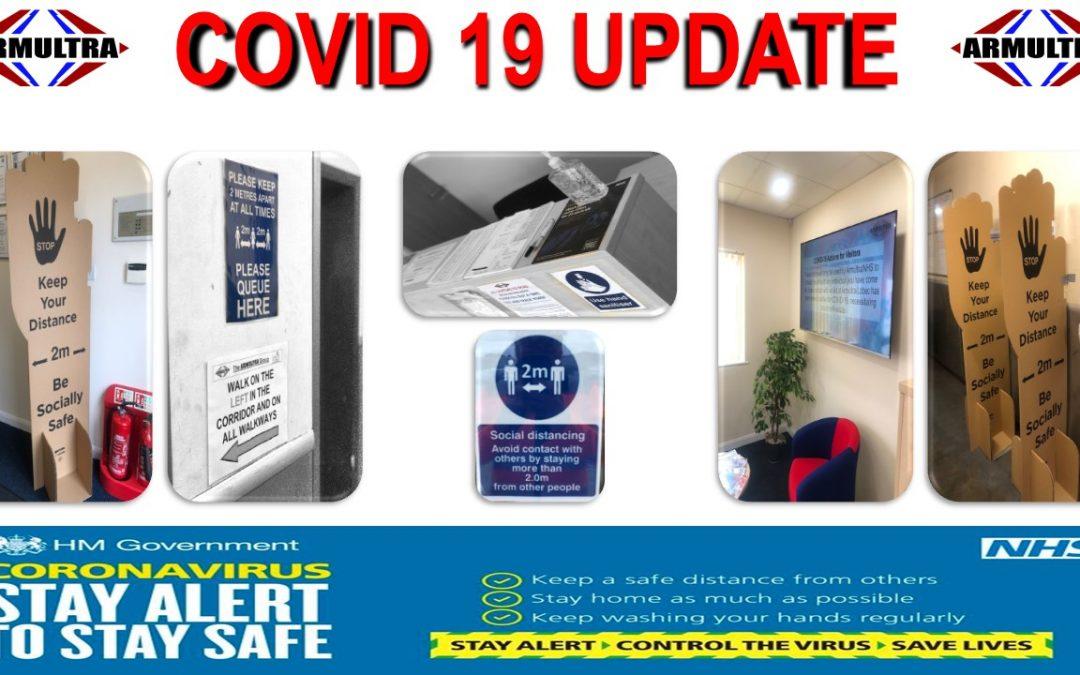 COVID-19 June Update