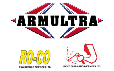 Roco Engineering and Lobec join the Armultra group.